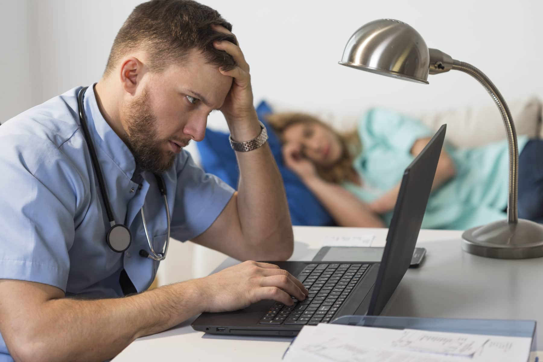 Physician Burn Out