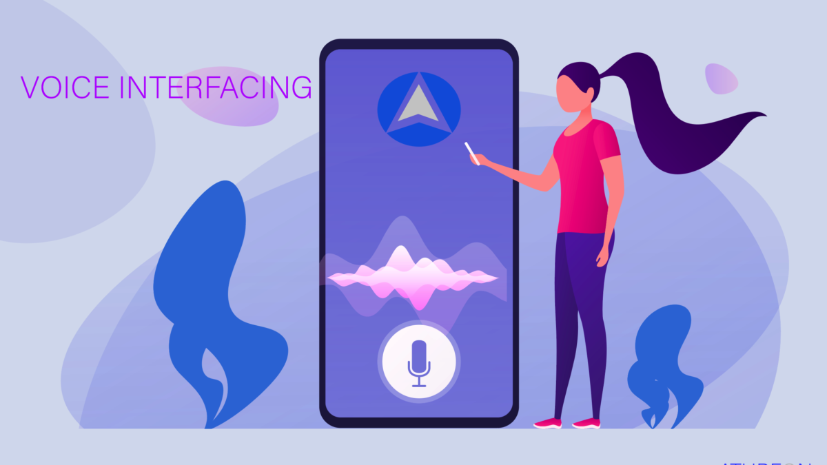 Athreon Mobile App Voice Dictation