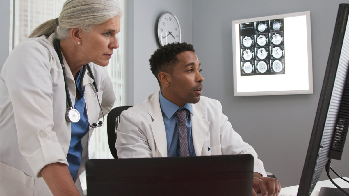 Speech to Text Solutions Reduces Physician Burnout